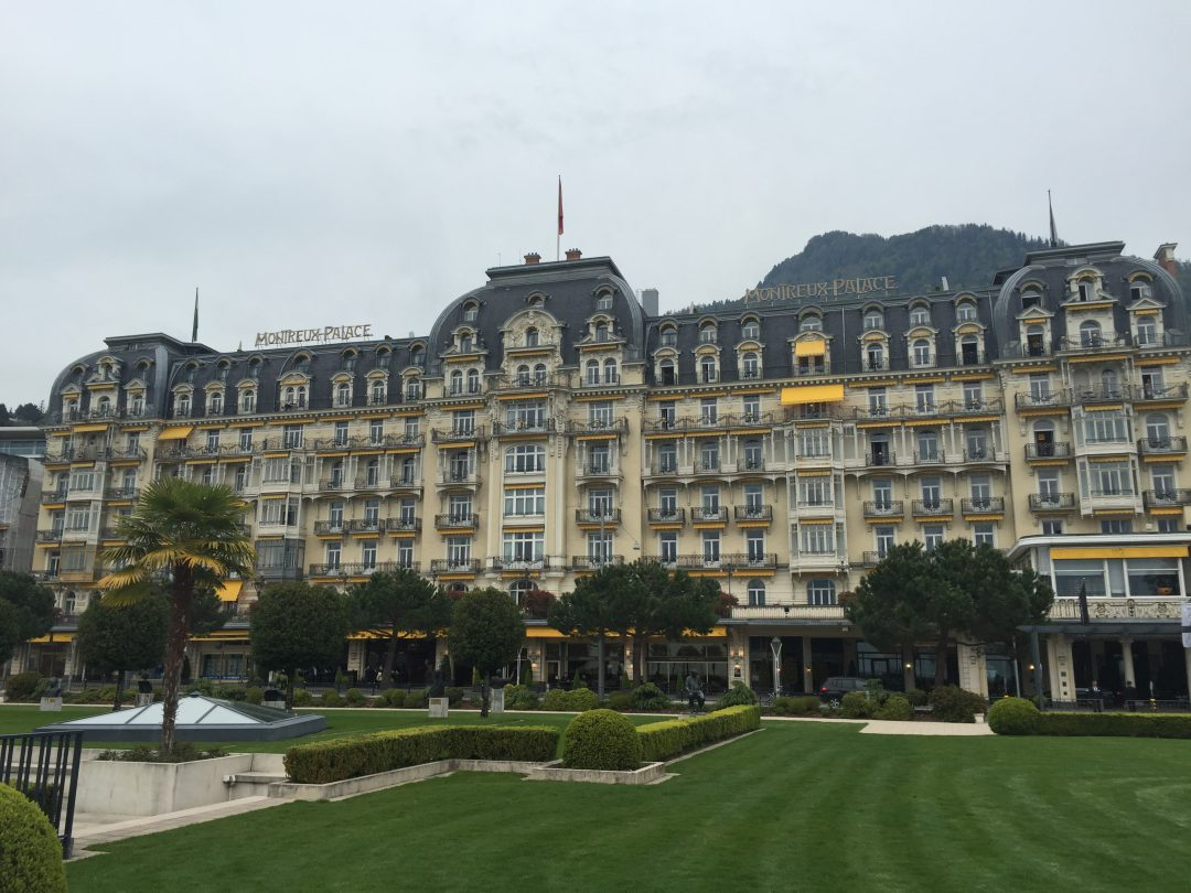 Faites vos jeux à Montreux